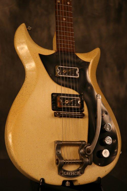 1966 Gretsch  Silver Duke. 12653310