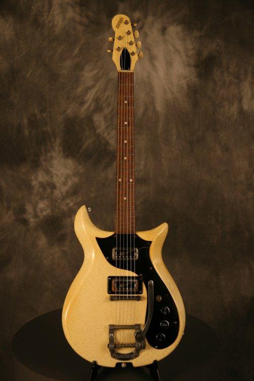 1966 Gretsch  Silver Duke. 12653311