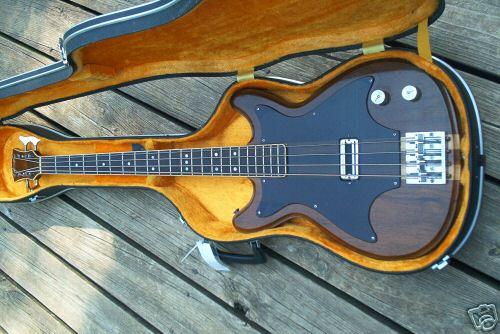 Gretsch bass comité 7629 de 1980 14014510