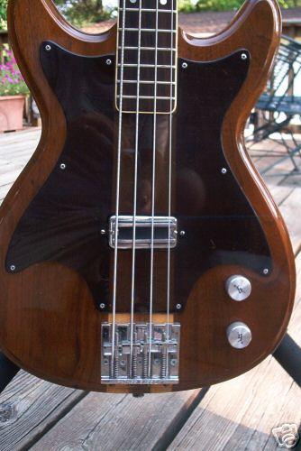 Gretsch bass comité 7629 de 1980 14014511