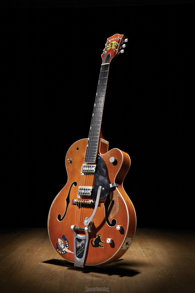 Gretsch 6120SSC Brian Setzer Model 1600-s14