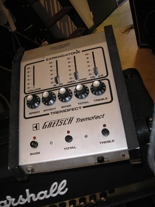 Gretsch Effects. 1974gr10
