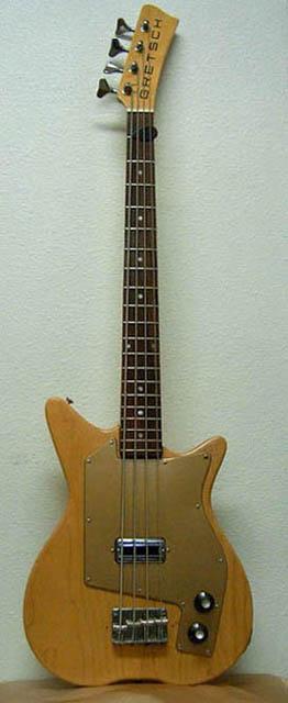 Gretsch TK 300 modèle 7627 bass 1978gr10