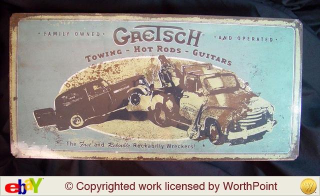 Gretsch Collectible 1_0aff10