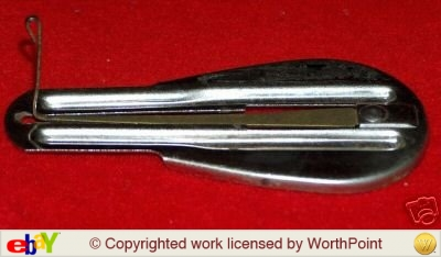 Dusie Jews Harp or Jaw Harp by Fred Gretsch Co 1_1b1c10