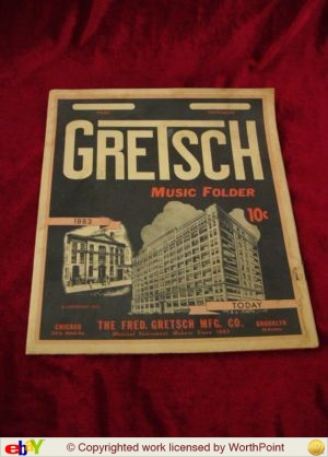 Gretsch Collectible 1_205610