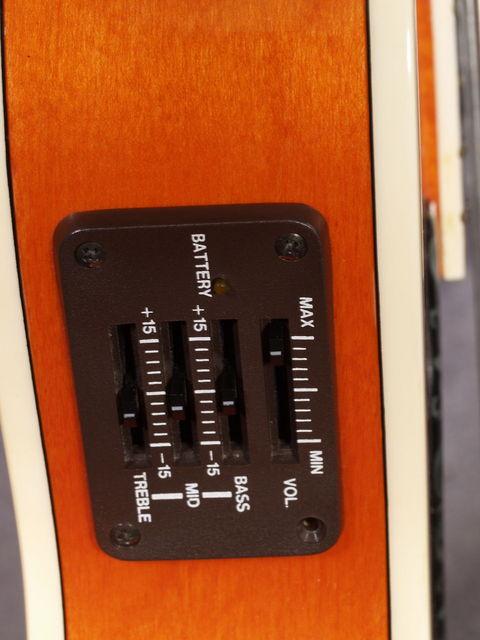 Gretsch 6175 ACOUSTIC BASS GUITAR (1990's) 200u-110