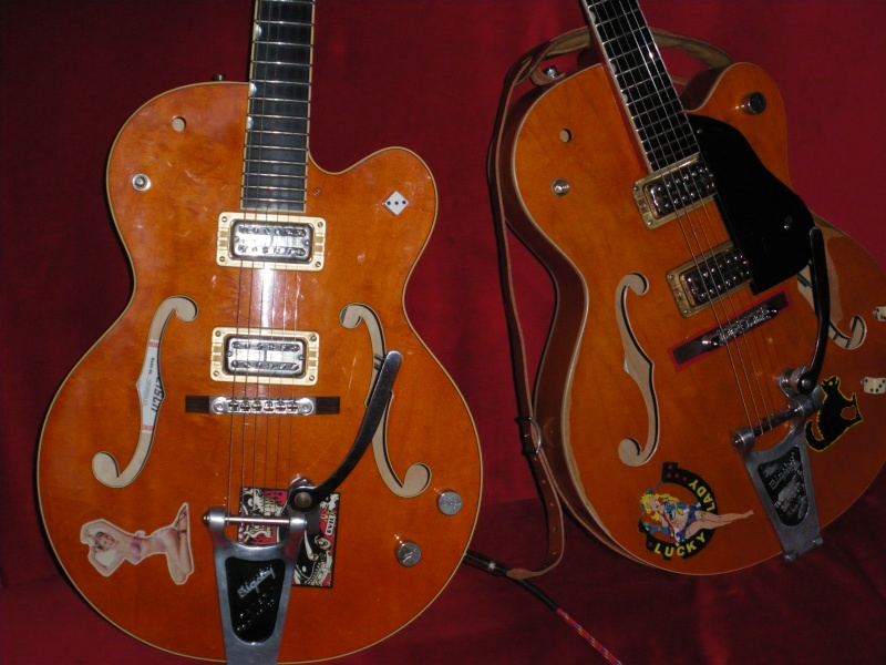 GRETSCH G5120 SSC TRIBUTE................................... - Page 7 211