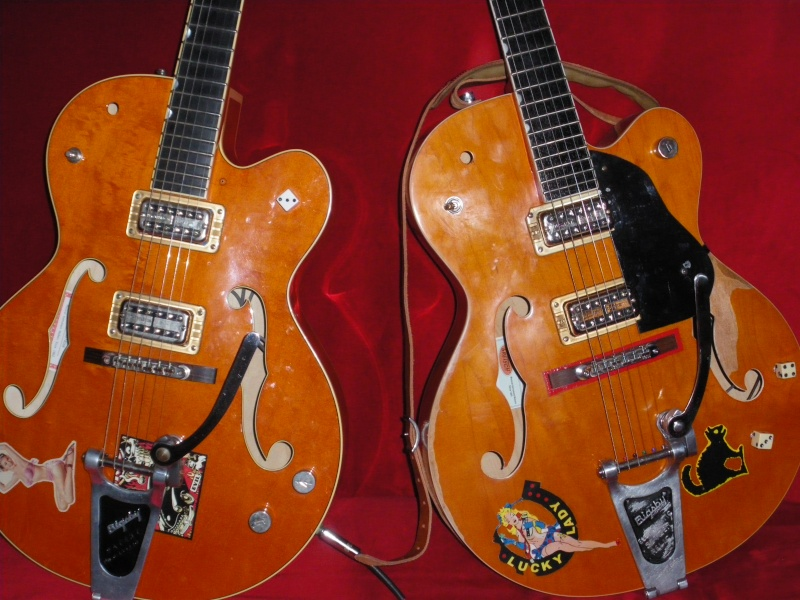 GRETSCH G5120 SSC TRIBUTE................................... - Page 7 313