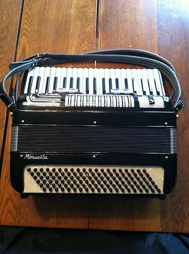 """Vintage Gretsch accordéon """"la tosca"""" 328"""