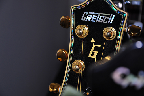 Gretsch headstocks 36345610