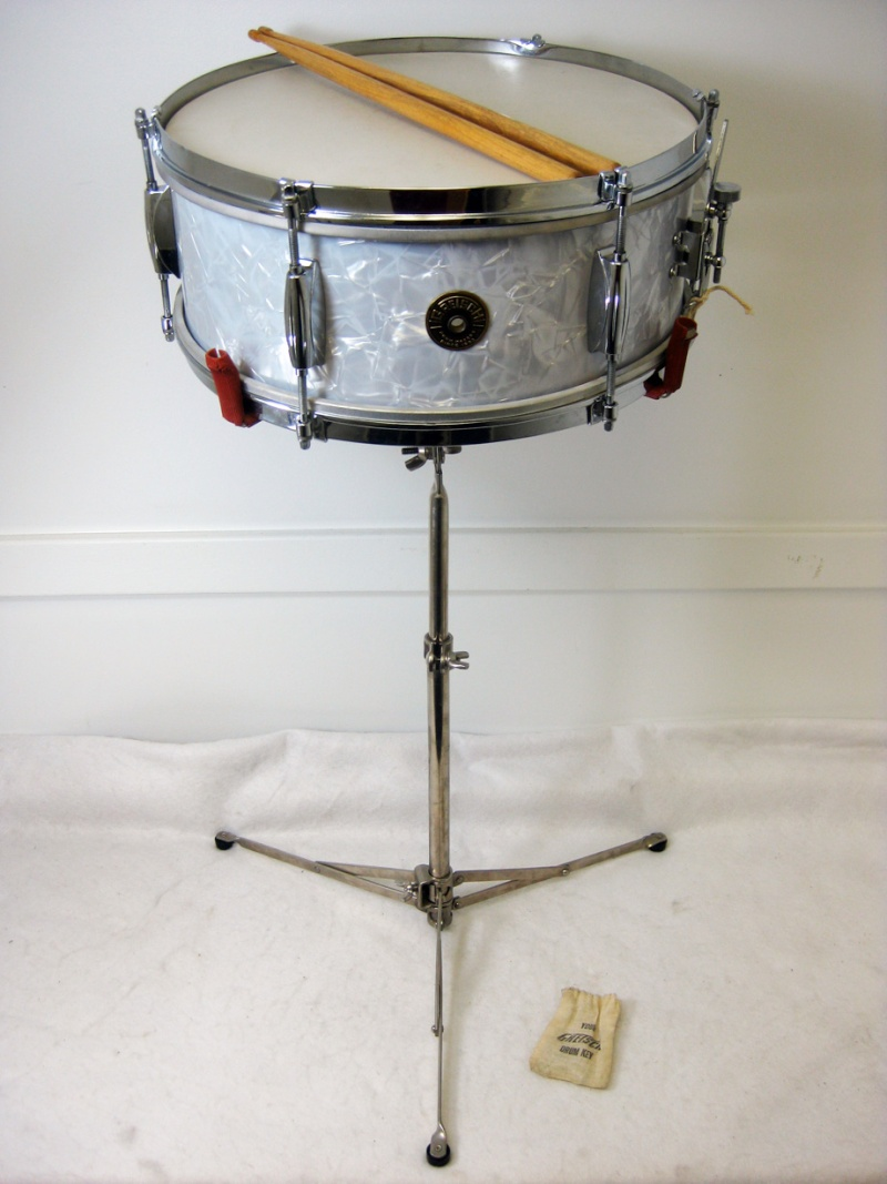 "Gretsch ""snare drum stick"" 4d_10"