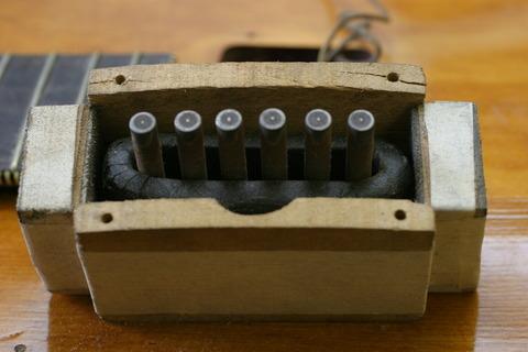 "40's Gretsch ""electromatic"" (époque lap steel). 51829210"