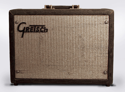 Gretsch PX-6150 Amplifier Tube Compact (1967) 5423_010
