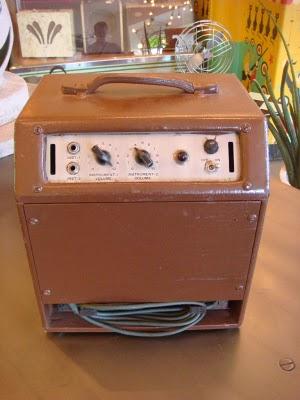 40's GRETSCH TUBE AMP AMPLIFIER HARP AMP  A210