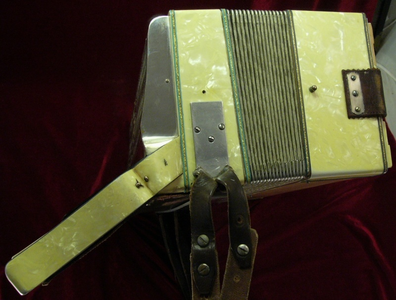"""Vintage Gretsch accordéon """"la tosca"""" At1010"""
