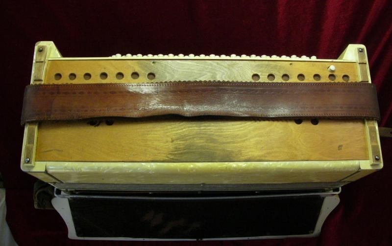 """Vintage Gretsch accordéon """"la tosca"""" At1710"""