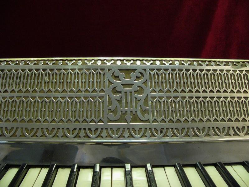 """Vintage Gretsch accordéon """"la tosca"""" At5_0010"""