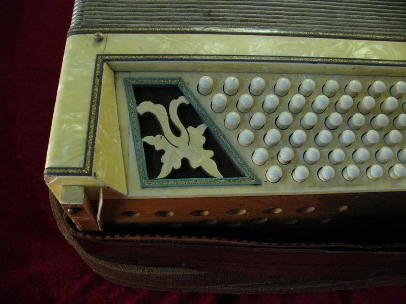 """Vintage Gretsch accordéon """"la tosca"""" At7_0010"""