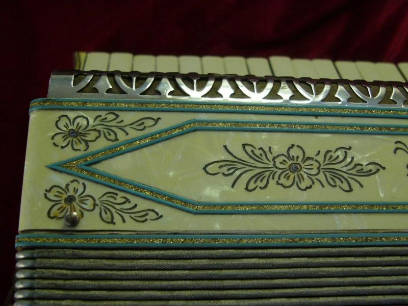 """Vintage Gretsch accordéon """"la tosca"""" At910"""