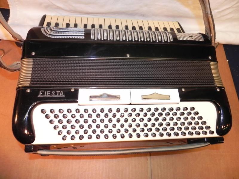 """Vintage Gretsch accordéon """"la tosca"""" B10"""