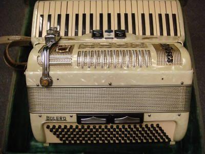 """Vintage Gretsch accordéon """"la tosca"""" B5n6wz10"""
