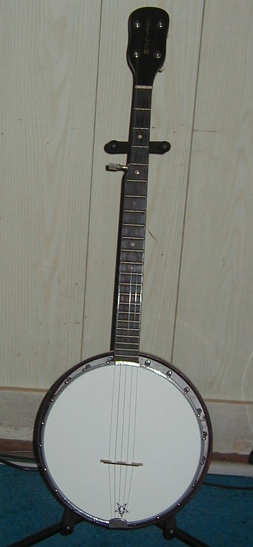 GRETSCH BANJO et UKULELE... Banjo110