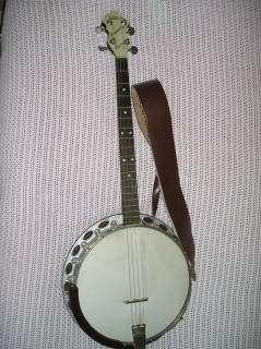 GRETSCH BANJO et UKULELE... Banjo210