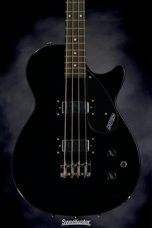 Gretsch G2220 Junior Jet Bass II (Black) Cjc11010