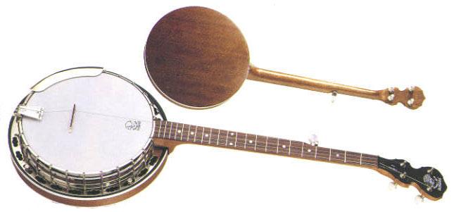 banjo 5 cordes Deerin10