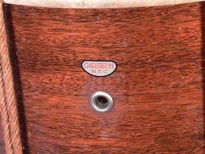 Photos de batterie gretsch vintage (en set ou fut etc.....) Drum-210
