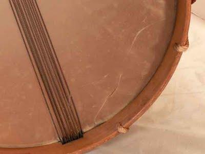Photos de batterie gretsch vintage (en set ou fut etc.....) Drum-410
