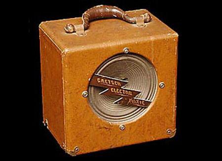 Amp gretsch electromatic 30'40' Dscn8512