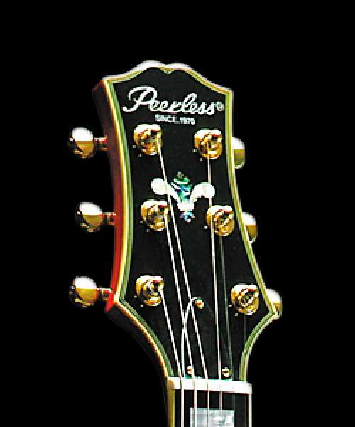 Tonemaster Guitar Standard : Peerless  Front-11