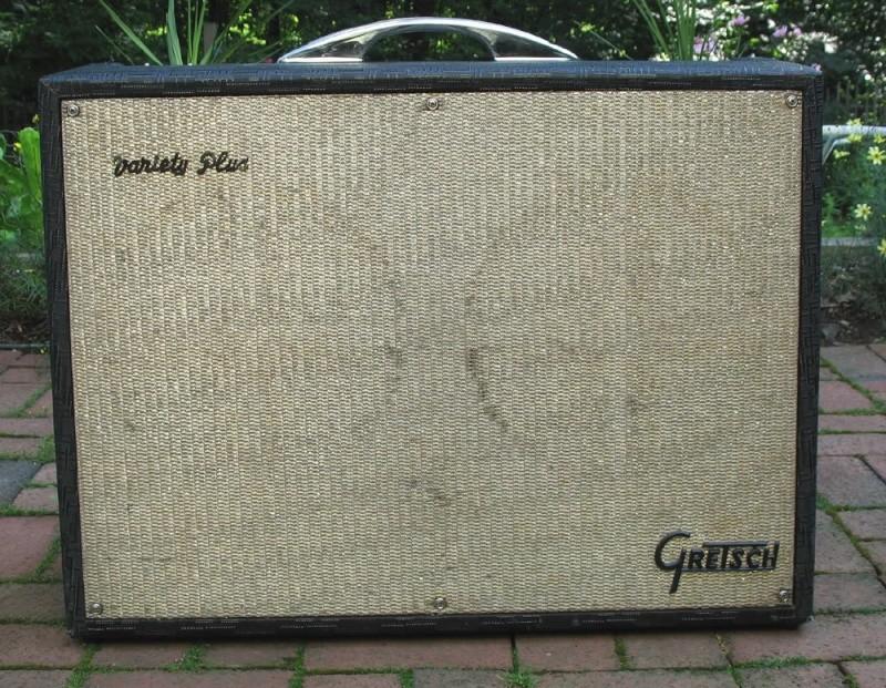 """1964 Gretsch 6165 """"Variety Plus"""" G165_f10"""
