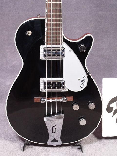 Gretsch G6128B-TV Thunder Jet Bass G6128b10