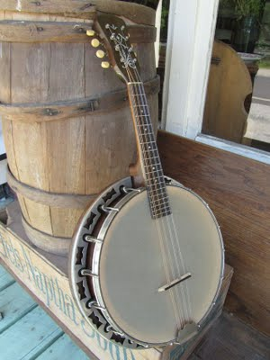 Gretsch Mandolin ... Greman11