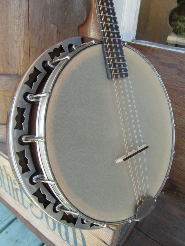 Gretsch Mandolin ... Greman12