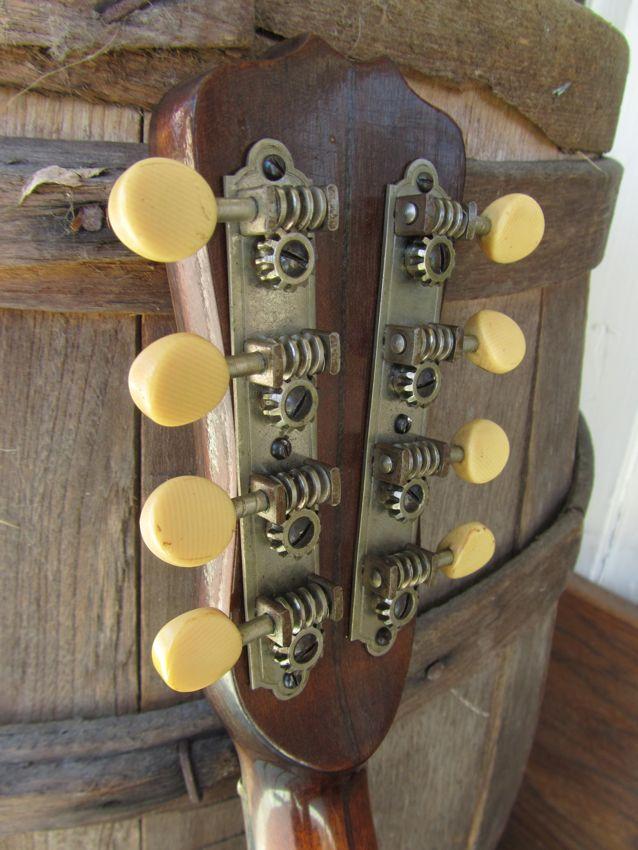 Gretsch Mandolin ... Greman15