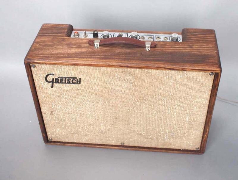 """1964 GRETSCH Valco """"Chicago""""  Gret210"""
