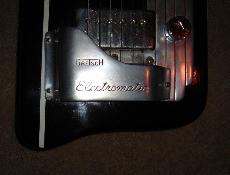 Gretsch Electromatic Lap Steel ... Grets104
