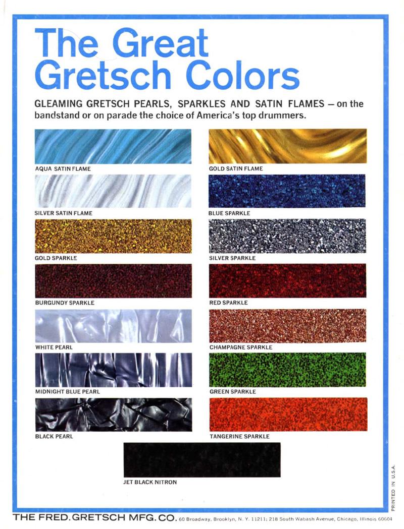 ...Gretsch drum   (catalogue a partir de 1941...) Grets134