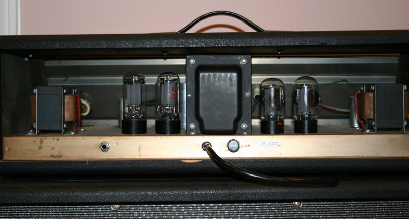 """1967 Gretsch """"6157"""" Super Bass  Grets146"""