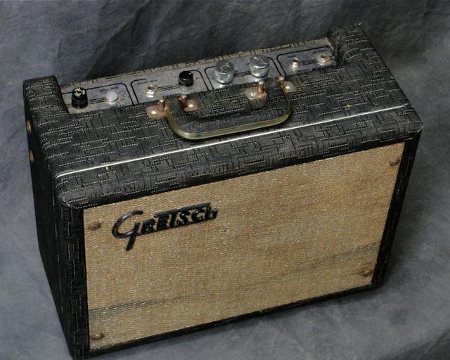 """1963    GRETSCH """"Harmo""""6150T Grets153"""