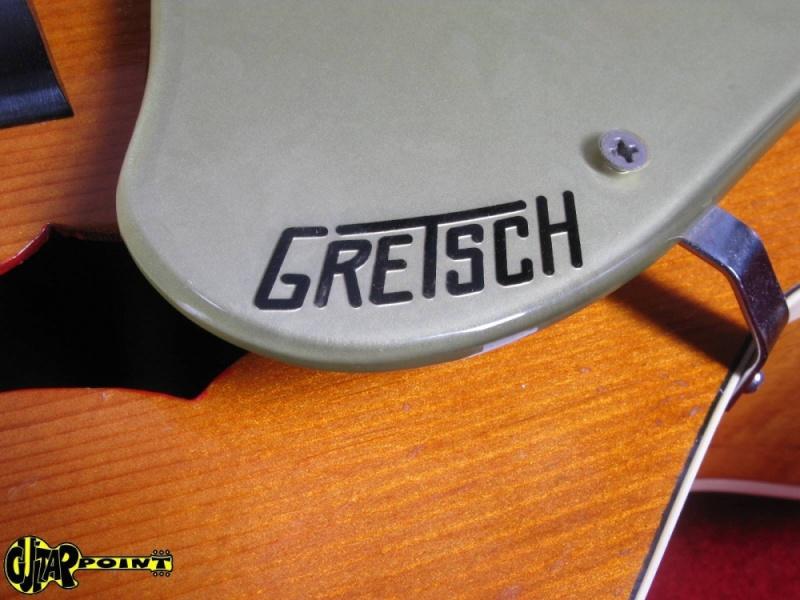 """Gretsch corsair 58 et 55 """"6014"""" VS """"corsair F4u.."""" Grets185"""