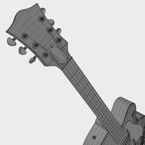 Gretsch Chet Atkins 3D  Grets218