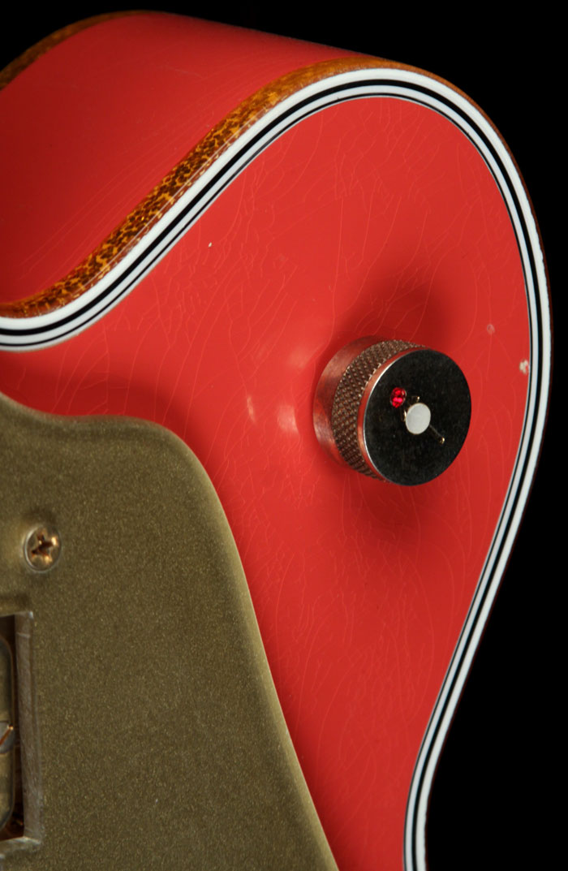 Custom Shop Masterbuilt Red Falcon Relic Grets274