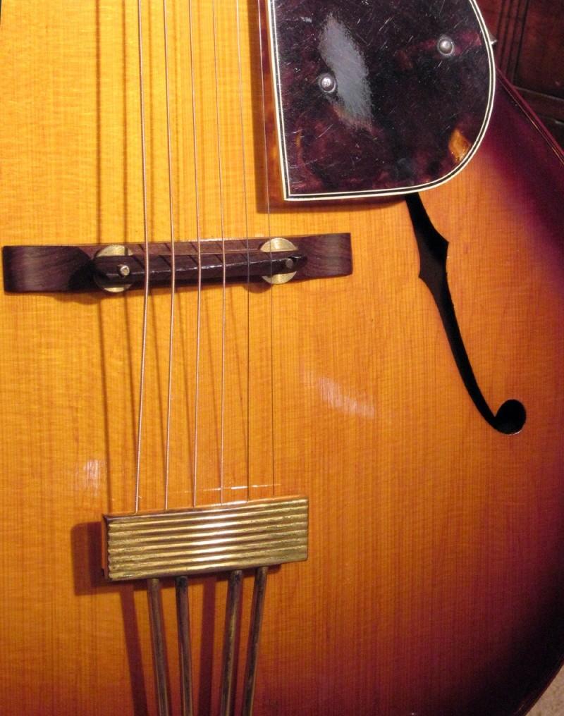 Gretsch model American Orchestra 50 C  Gretsc15