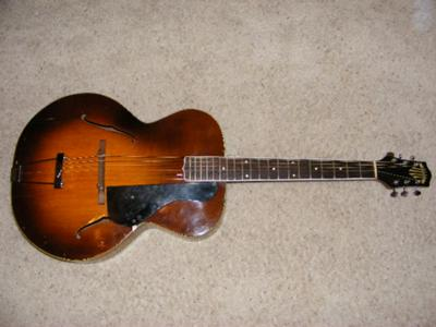 Gretsch model American Orchestra 50 C  Gretsc23