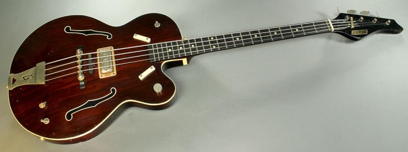 Gretsch bass 6071 Gretsc39